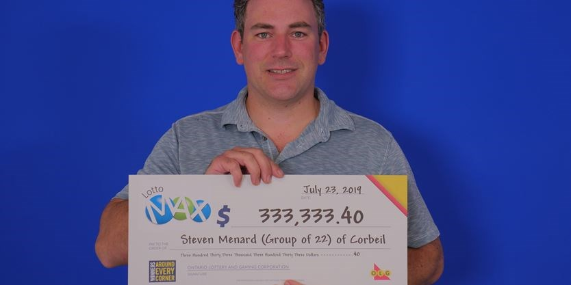 Group of 22 from North Bay, Almaguin win big in lottery