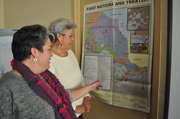 Community Education will ensure Indigenous voices in Ontario