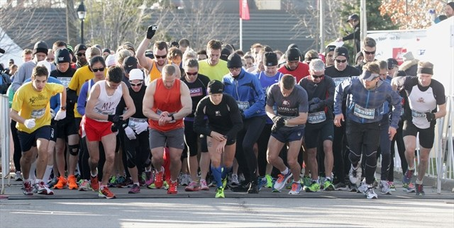 record high turnout for mercedes benz oakville 10k
