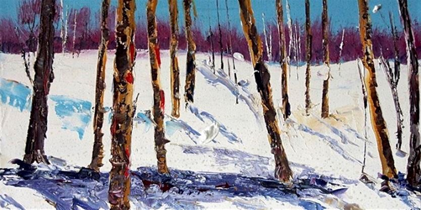 Mastering Composition In Landscape Painting With Valerie Kent On April 26 2020 Toronto Com