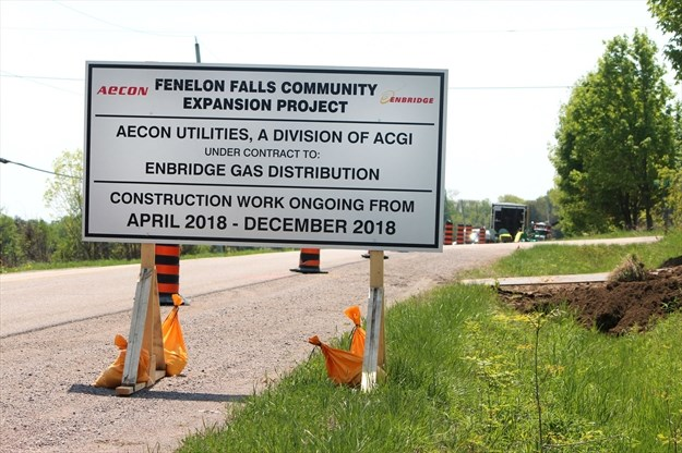 Bobcaygeon excluded from natural gas extension project