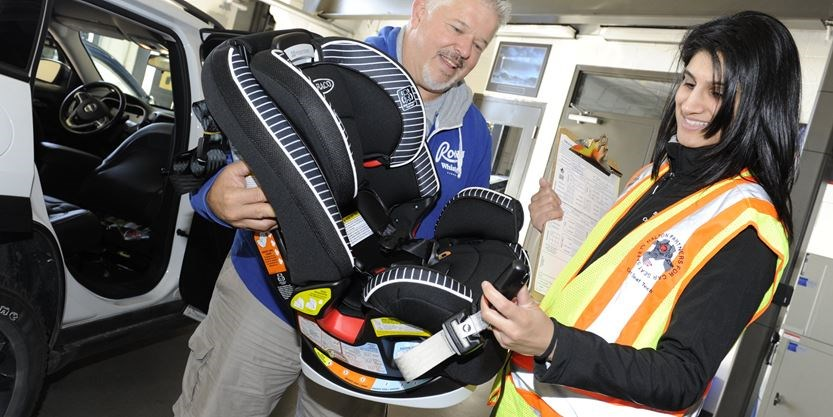 Majority Of Car Seats Fail Inspection With Shocking Results