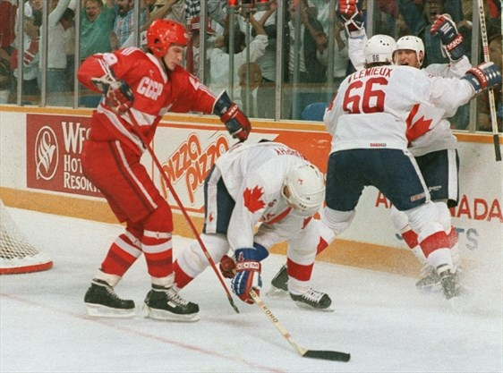 online store 5ca5c 246e8 1987 Canada Cup: The best hockey the world has ever seen ...