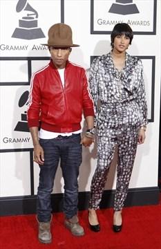 fe734b9f4884e The fashions of Pharrell Williams