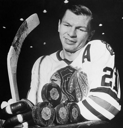 Stan Mikita   Wayne s World  star Mike Myers pays tribute to  hockey ... 077e563ca74
