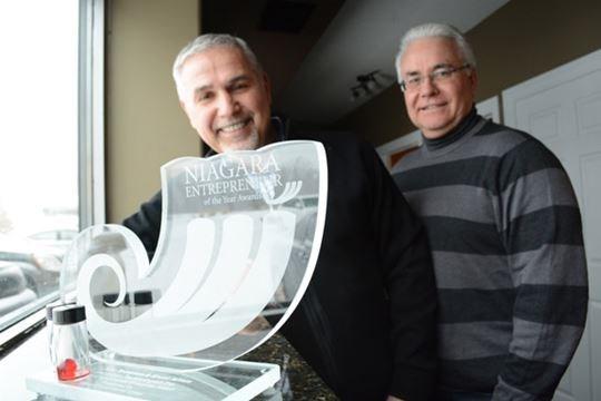 Imbibitive Technologies picks up environmental award