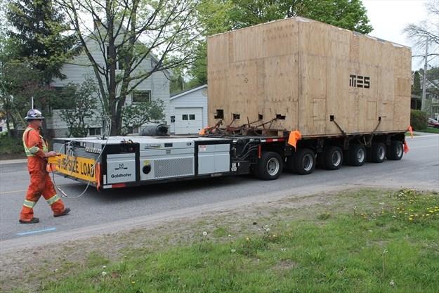 Cascade Generator Drive