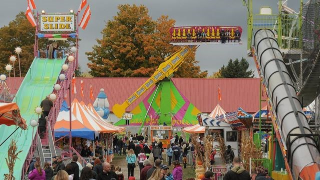 Image result for caledonia fall fair