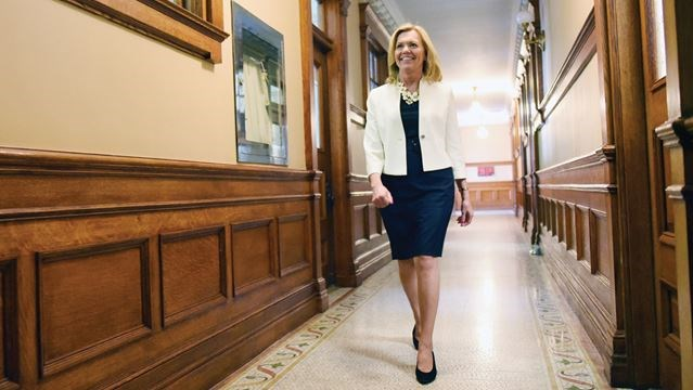 christine elliott  is she the conservative leader to beat