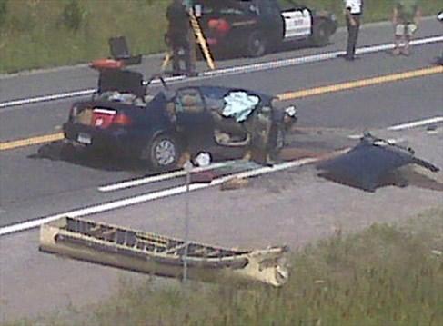 One dead in Hwy  7 two-vehicle crash | MyKawartha com