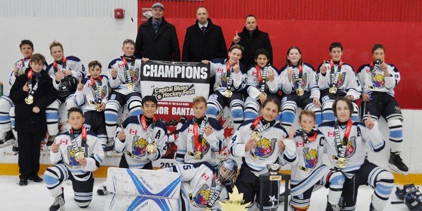 Barrie Hockey Team Wins Ottawa Tournament Simcoe Com