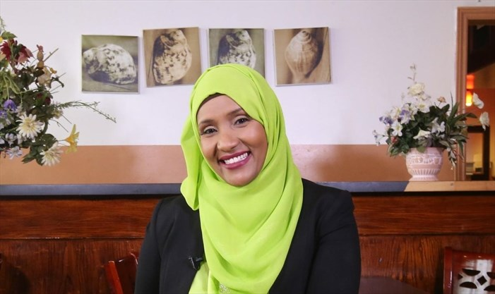 Hodan Nalayeh, a journalist reported killed in hotel attack in