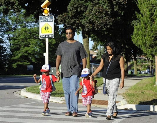 City of Toronto launches 'safe routes' pilot project at five schools