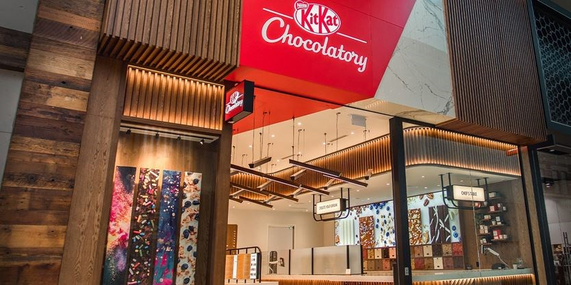 KitKat Chocolatory opens permanent location in Yorkdale mall