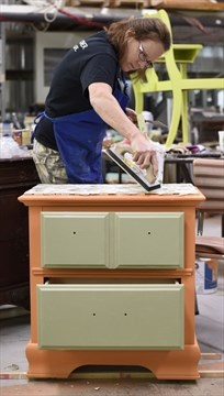 Habitat Volunteers Give New Life To Donated Furniture In Guelph