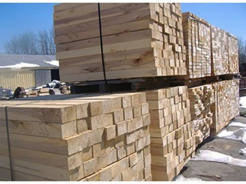 Building a fence or need wood for your stove? Your local sawmill can