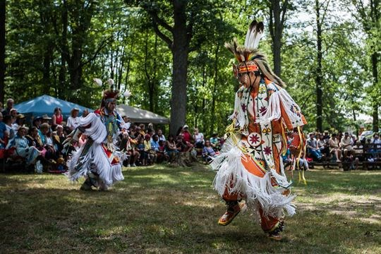 Mississauga First Nation celebrates 30 years of annual