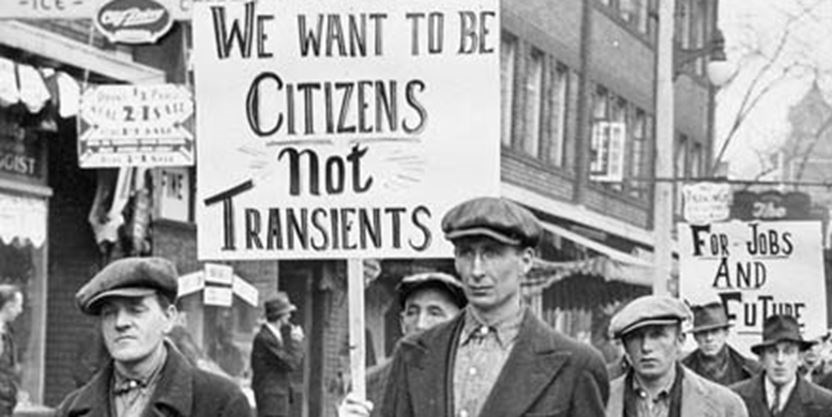 Canada 150 Great Crash Of October 1929 Led To Great Depression Of - The-great-depression-1929