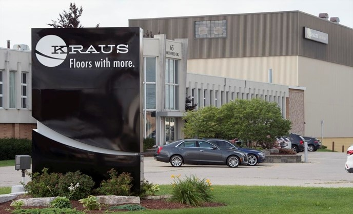 Kraus Group says layoff of 210 employees is temporary