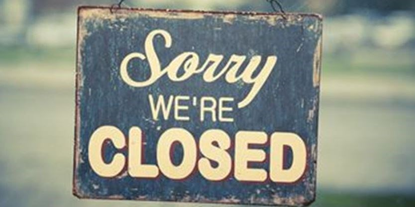 closed in York Region on Christmas Day