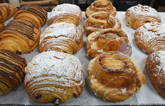 Whats A Cruffin Treat Yourself At Newmarket Bakery
