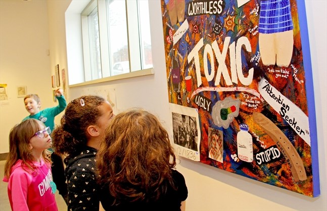 Midland's Quest art outreach programs let kids be creative