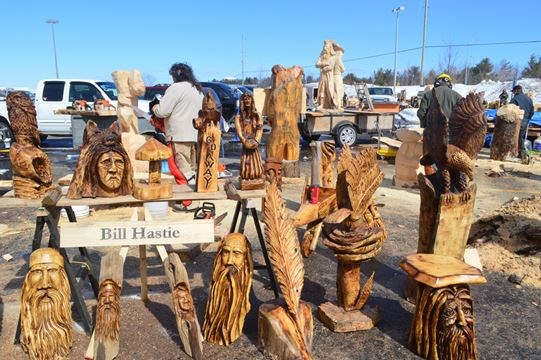 Chainsaw carving festival coming to gravenhurst muskokaregion.com