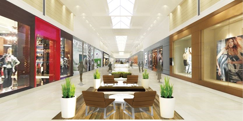 Burlington Mall Renovations Coincide With Site S 50th Anniversary