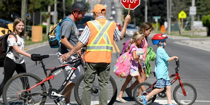 New Crossing Guards