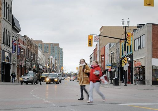 downtown barrie becoming a trendy place to live simcoe com
