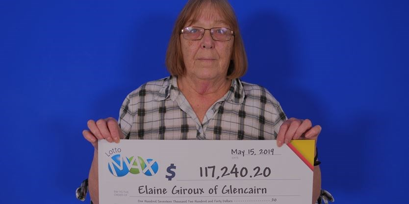 This Glencairn resident won big money through Lotto Max