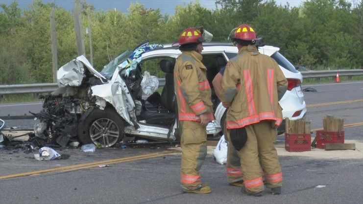 Cambridge woman identified as victim of fatal, head-on, Highway 6