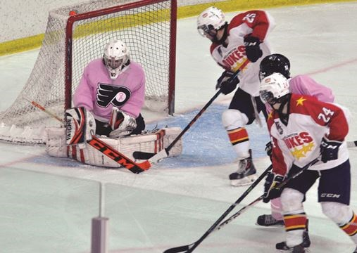 Orangeville Flyers miss power-play chances  932ffbae8