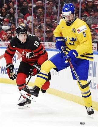 Canada Beats Sweden To Win Gold At World Junior Hockey Championship