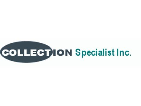 Collection Specialist Inc TheRecordcom - Collection specialist