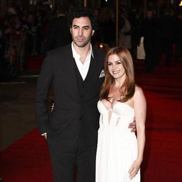 Isla Fisher And Sacha Baron Cohen Welcome Baby Bramptonguardian