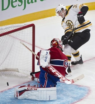 Nhl Malcolm Subban Tops Brother P K As Bruins Down Canadiens 6 3