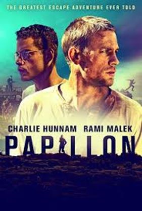 Free Film Night: Papillon at Whitby Public Library Central