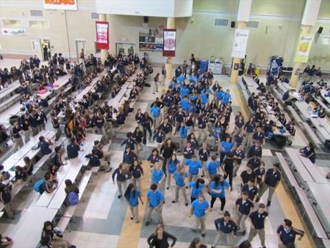 Flash Mob Forms To Stop Bullying Insidehalton Com