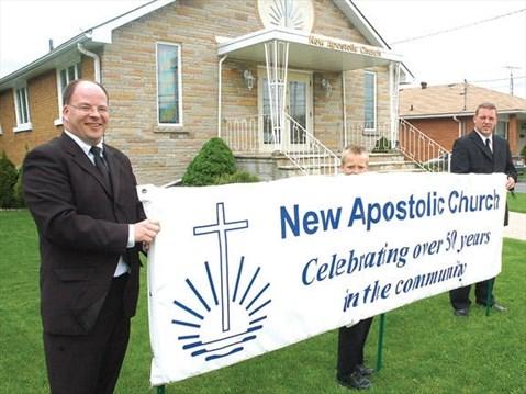 New Apostolic Church to celebrate 50 years | NiagaraThisWeek com