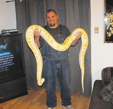 New Tec supportive of reptile rescue | Simcoe com