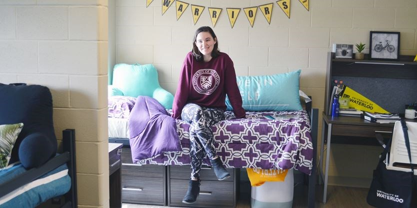 New student-geared condos incomplete days before move-in