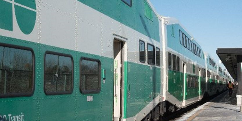 Thousands affected by GO Train delays | WaterlooChronicle ca