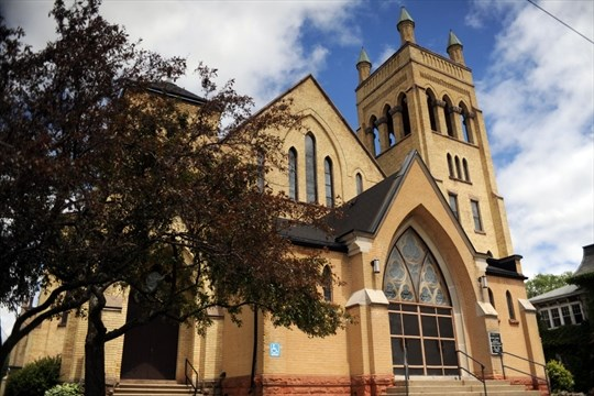 historic kitchener church up for sale as congregation shrinks