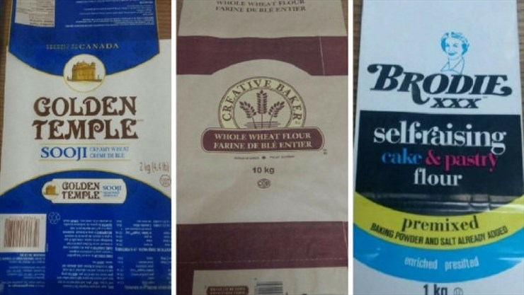 Industrial Size Bags Of Flour Now Part Of National Recall Thespec Com