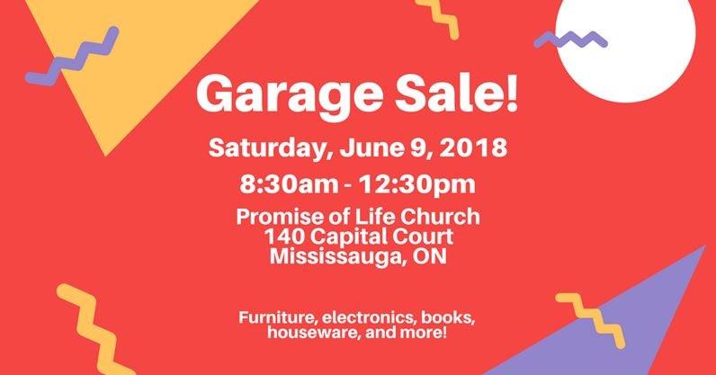 Church-Wide Garage Sale on June 09,2018 | CaledonEnterprise com