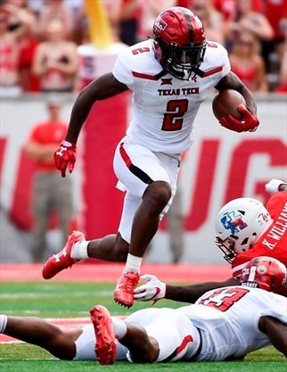 Texas Tech snaps Houston's 16-game home winning streak