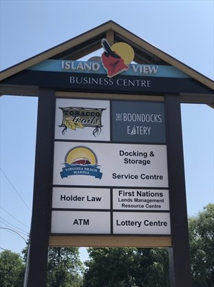 Georgina Island First Nation eyeing pot shop licence