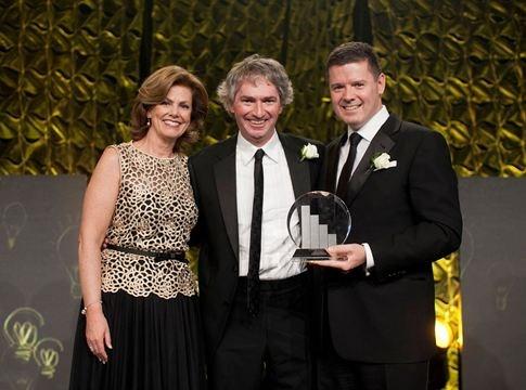 EllisDon prez and CEO honoured with Entrepreneur of the Year