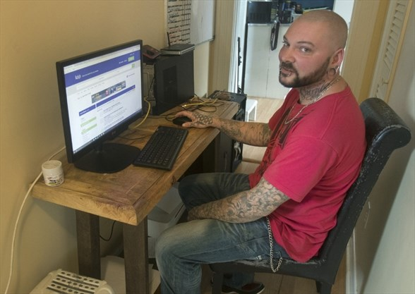 Steve Norman Had Been Looking For A Job Almost Year When He Decided To Write An Ad On Kijiji Listing His Experience There Was One Catch